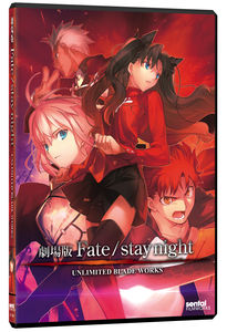 Fate /  Stay Night Unlimited Blade Works