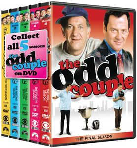 Odd Couple: Complete Series Pack