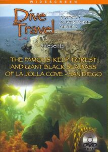 Famous Kelp Forest and Giant Black Sea Bass of la