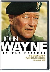 The Green Berets /  Flying Leathernecks /  In Harm's Way (John Wayne Triple Feature)