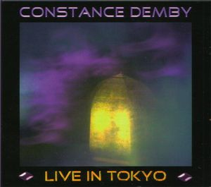 Constance Demby-Live in Tokyo
