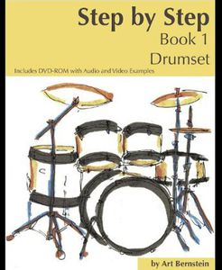 Step By Step Book 1 Drumset