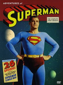 Adventures of Superman: The Complete First Season