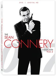 James Bond: The Sean Connery Collection Volume 2