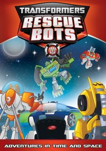 Transformers Rescue Bots: Adventures Time & Space
