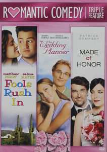 Fools Rush In (1997)/ Made Of Honor/ The Wedding Planner