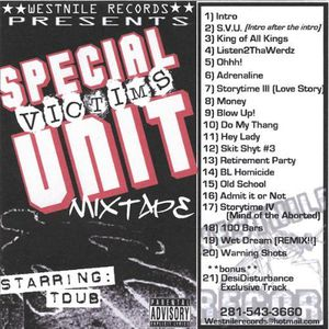 S.V.U: Special Victims Unit-The Mixtape