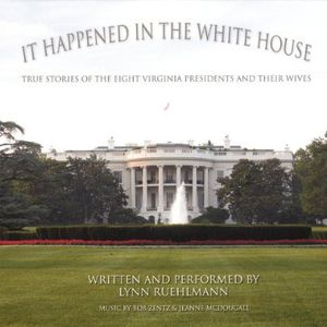It Happened in the White House: True Stories of TH