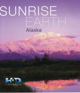 Sunrise Earth Alaska