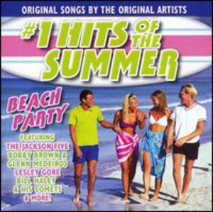 #1 Hits of the Summer: Beach Party /  Various