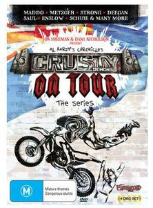 Crusty Demons on Tour: The Series
