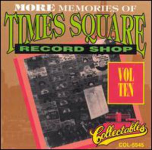 Memories of Times Square Records 10 /  Various