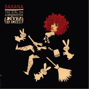 Saxana: Girl on a Broomstick - O.S.T. [Import]