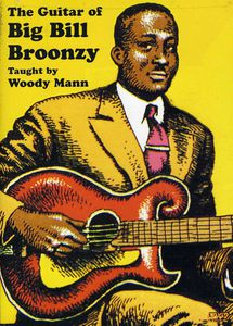 Guitar of Big Bill Broonz