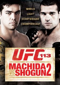 UFC 113: Machida Vs Shogun 2