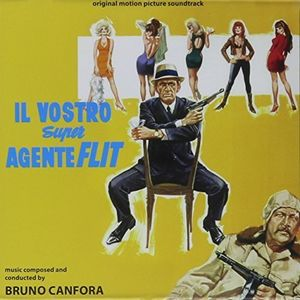 Il Vostro Super Agente Flit (Original Soundtrack) [Import]