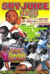 Skyjuice Bash & Pon de Beach 36 /  Various