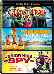 Family Triple Feature: Ghost Trap /  Junior High