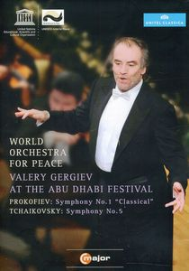 World Orchestra for Peace: Gergiev at Abu