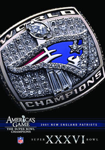 NFL America's Game: Patriots (Super Bowl Xxxvi)