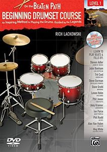 On the Beaten Path: Beginning Drumset Course 1