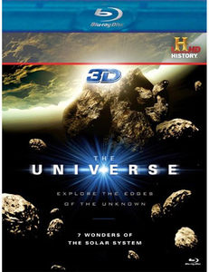 Universe: 7 Wonders of the Solar System 3D