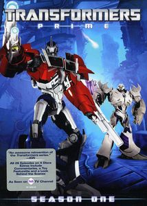 Transformers Prime: The Complete First Season