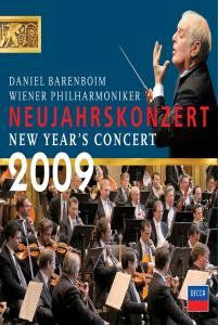 New Year's Day Concert 2009 [Import]