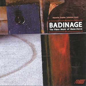 Badinage: Piano Music of Mana-Zucca