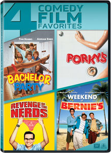 Bachelor Party /  Porky S /  Revenge of the Nerds