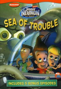 Adventures of Jimmy Neutron: Sea of Trouble