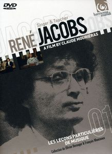 Rene Jacobs: Singer & Teacher - Film By Mourieras