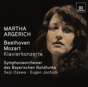 Beethoven/ Mozart : Martha Argerich: Piano Concert