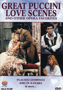 Great Puccini Love Scenes /  Various