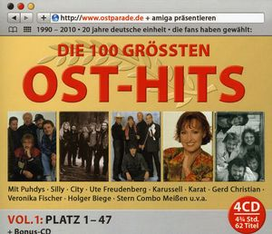 100 Grossten Ost Hits 1 /  Various [Import]