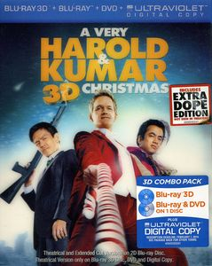 Very Harold & Kumar 3D Christmas