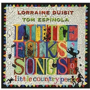 Little Folks' Songs for Little Country People