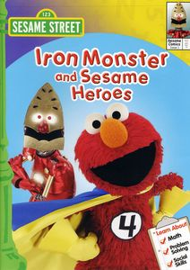 Iron Monster & Sesame Heroes