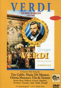 Verdi: King of Melody /  Various