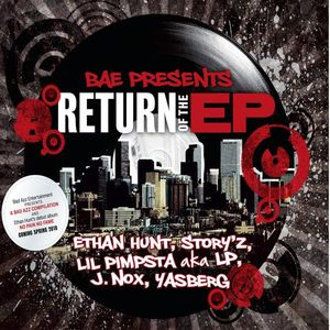 Bae Presents Return of the EP /  Various