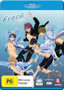 Free! Eternal Summer (Season 2 + Ova) [Import]