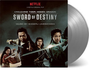 Crouching Tiger Hidden Dragon: Sword Of Destiny