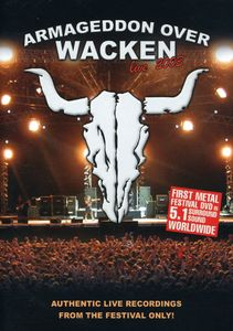 Armageddon Over Wacken /  Various