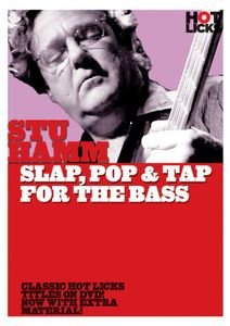 Slap Pop & Tap for the Bass