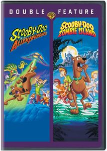 Scooby Doo: Alien Invaders & on Zombie Island