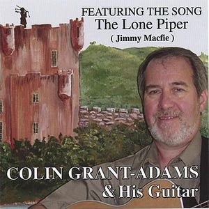 Colin Grant-Adams & His Guitar