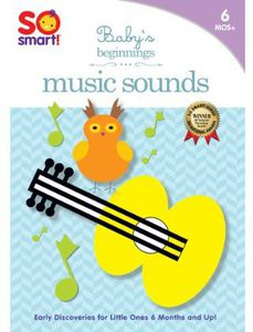 So Smart Baby's Beginnings: Music Sounds