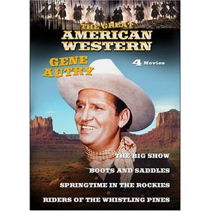 Great American Western 5: Gene Autry