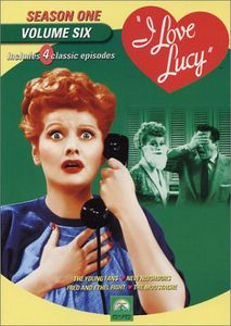 I Love Lucy: Season 1 Vol 6