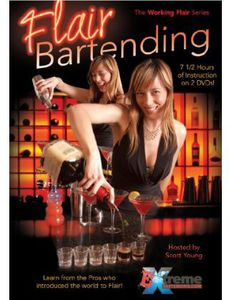 Flair Bartending: Working Flair Series